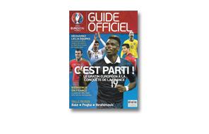 Guide officiel Euro 2016