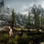 Améliorez le rendu de Skyrim