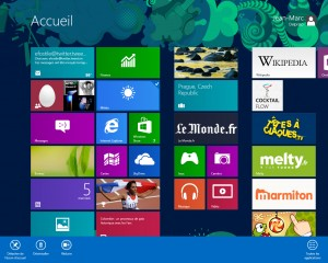 Les performances de Windows 8