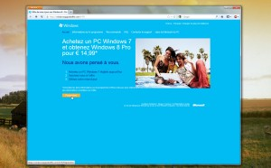 Le prix des licences de Windows 8