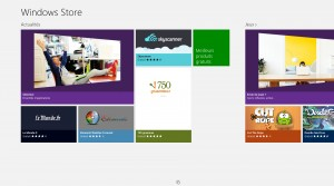 Windows Store, la boutique d'applications intégrée à Windows 8
