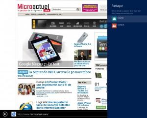 Internet Explorer s'exécute en plein écran