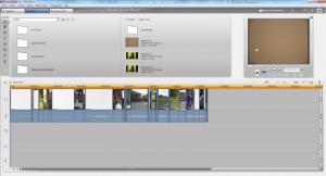 Le logiciel reconnaît automatiquement les coupes de votre vidéo
