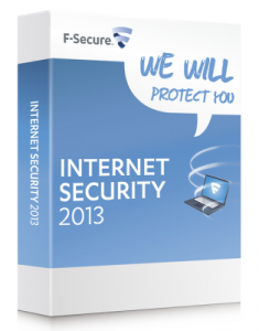 F-Secure Internet Security 2013