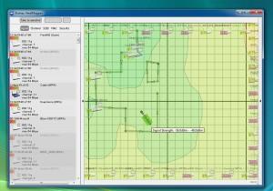 HeatMapper vous permet de cartographier votre signal Wi-Fi