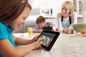Des tablettes pour les plus jeunes