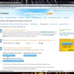 Installer un logiciel récalcitrant via le Mode XP (1/3)
