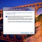 Installer un logiciel récalcitrant via le Mode XP (2/3)