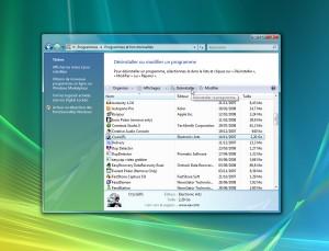 Prenez le temps de désinstaller proprement les logiciels superflus.