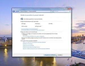 Déployer un Groupe résidentiel avec Windows 7 (5/6)
