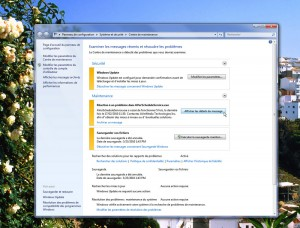 Procédez à une maintenance régulière de votre PC