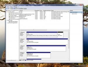 Gérez votre disque dur et créez de nouvelles partitions