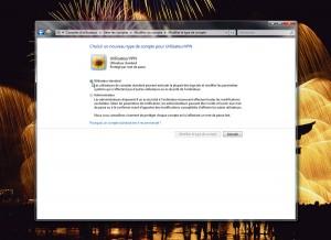 Gérez les comptes d'utilisateurs de Windows