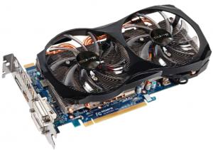 La carte de Gigabyte voit la fréquence de son GPU surcadencée