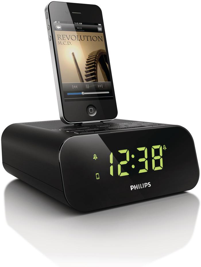 Quatre docks radios réveils à moins de 80 euros PixelHut