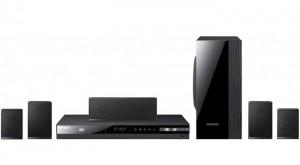 Moderne, le kit de Samsung renvoie un son particulièrement flatteur, aux basses profondes