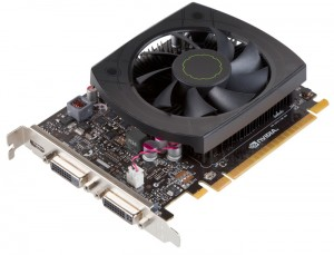 La GTX 650 Ti de Nvidia offre des performances inférieures mais présente un bon rapport qualité/prix
