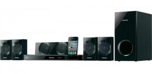 Sobre et relativement discret, le kit de Panasonic constitue un bon équilibre entre la qualité audio et vidéo