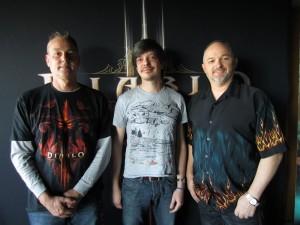 Dave Adams & Alex Mayberry