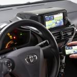La voiture intelligente et connectée en 4G