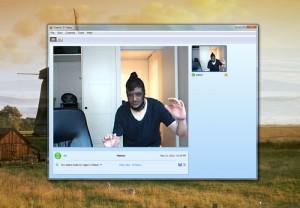 A l'aide d'une simple webcam, surveillez votre domicile