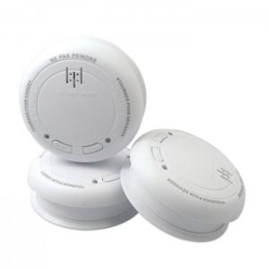 Des détecteurs de fumée interconnectables en Wi-Fi