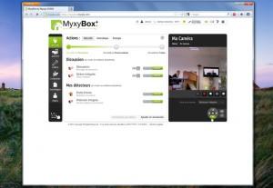 Intégrée à votre réseau local, la MyXyBox surveille tout votre logement