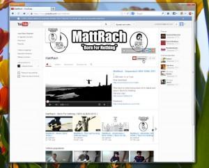 Mattrach s'est rapidement imposé parmi les YouTubeurs les plus populaires, dans le registre de la musique