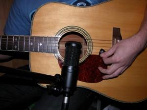 Choisissez un microphone adapté à l'instrument que vous enregistrez