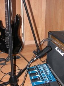 Envisagez de dédier un PC à l'enregistrement audio, pour ne pas refaire inlassablement les câblages