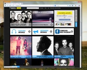 Toujours présent, MySpace s'est un peu détaché de sa mission première. Complétez-le par une publication sur YouTube, Twitter et Facebook