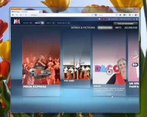 Pionnier de la catch-up TV, M6Replay bénéficie d'une belle interface