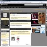 Publier sur MySpace