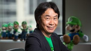 Shigeru Miyamoto en 2013