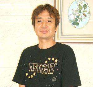 Yoshio Sakamoto en 2003