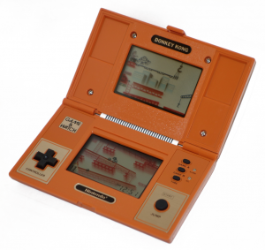 Le Game & Watch de Donkey Kong, en version multi-écran