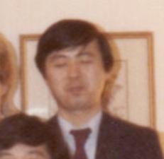Genyo Takeda, en 1983