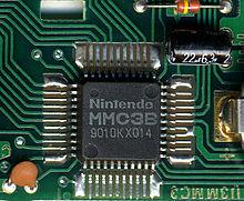 La puce MMC3 développée par R&D3