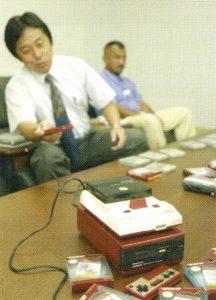 Le développement en interne du Famicom Disk System