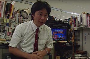 Shigeru Miyamoto en 1992
