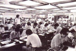 La folie Space Invaders gagne le Japon puis le monde entier, en 1978