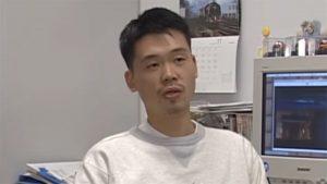 Keiji Inafume, en 1989