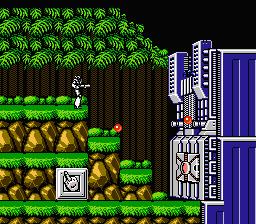 Probotector sur NES