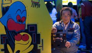 Toru Iwatani, dans le film Pixels (2015)