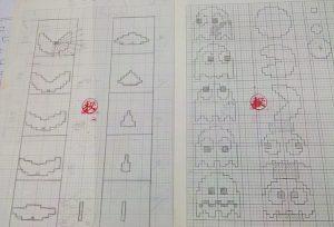 Détails d'origine de l'animation de Pac-Man et des fantômes