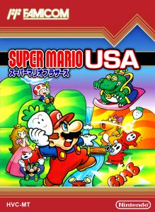 Super Mario Bros. USA (Japon)