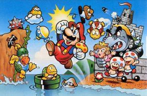L'illustration japonaise, signée Shigeru Miyamoto
