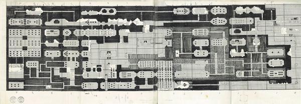 Le plan dessiné par Tezuka et Miyamoto