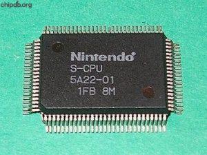 Le processeur 65C816 de la Super Nintendo