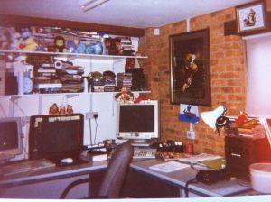 Le bureau de Gregg Mayless